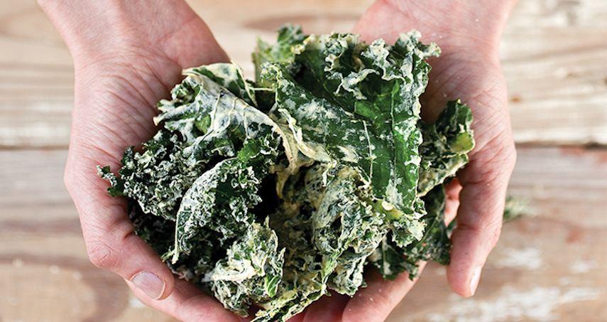 Crazy Sexy Kitchen Recipe: Crazy Sexy Kale Chips #vegan #glutenfree #recipes #healthy #plantbased #whatveganseat #raw #snack