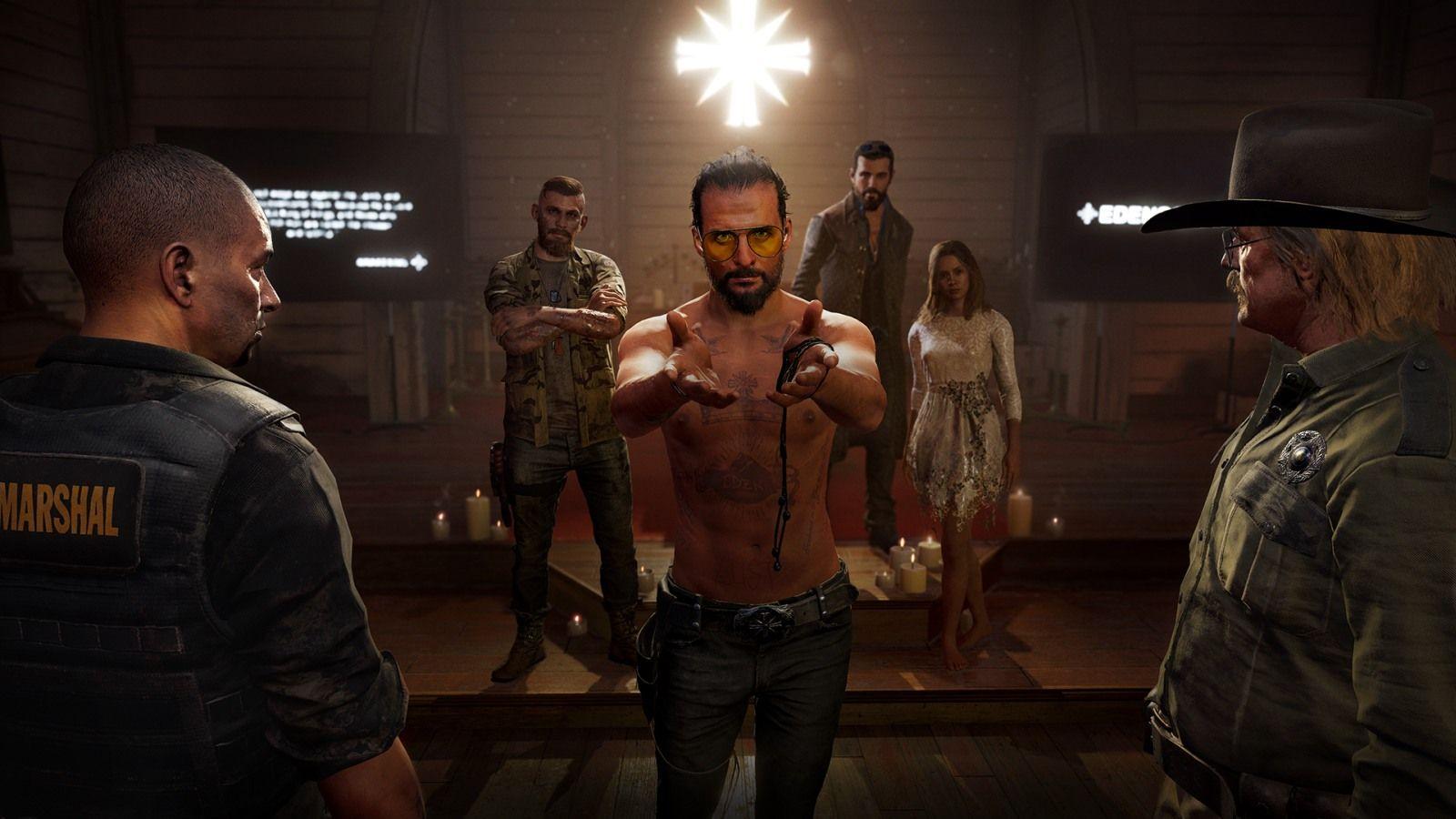 Farcry 5 Far Cry 5 Far Cry Game Far Cry 5 Ps4