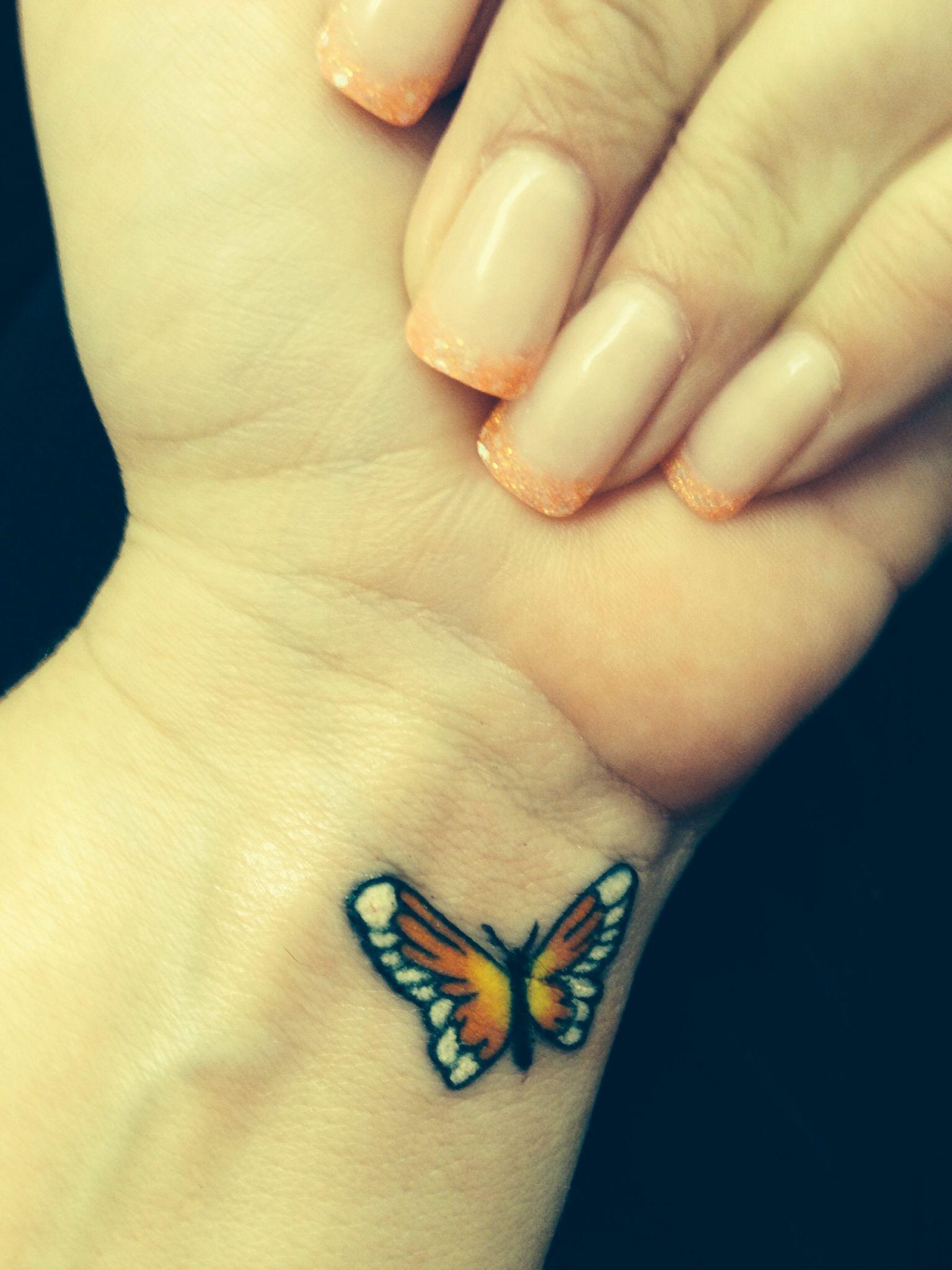 Flight & Dark Butterflies - Cascade   Unique butterfly tattoos ...   2048x1536