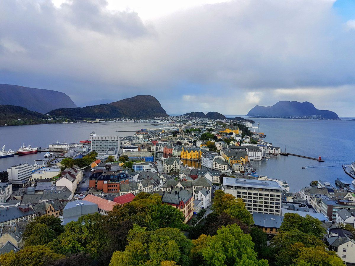 norges fineste by