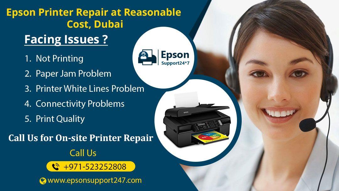 At EpsonSuppot247, We provide Best Epson Printer Repair at