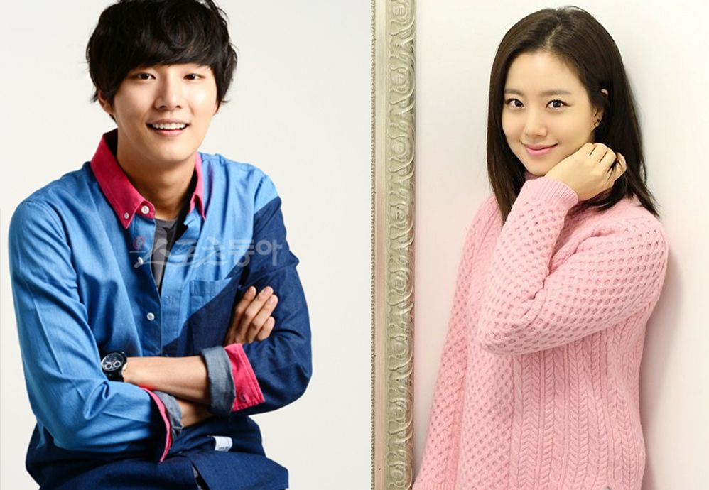 윤시윤 & 문채원  Yoon Shi Yoon & Moon Chae Won