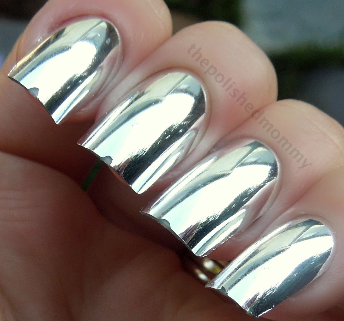 Mirror, Mirror On...my Nails