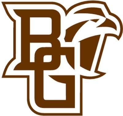 Vinyl Decal Sticker - Bowling Green Falcons  Decal for Windows, Cars, Laptops, Macbook, Yeti, Coolers, Mugs etc