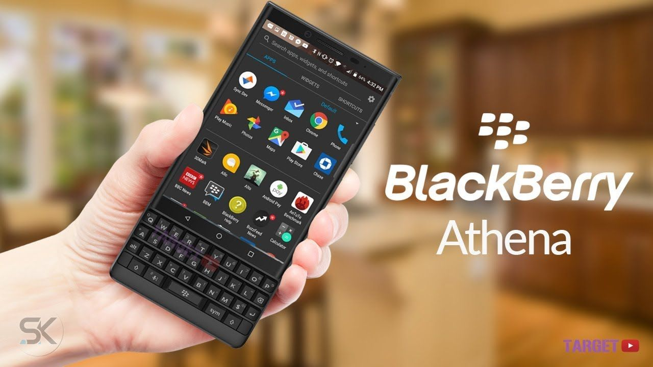BlackBerry Athena, First Look, Review, Photos and Video