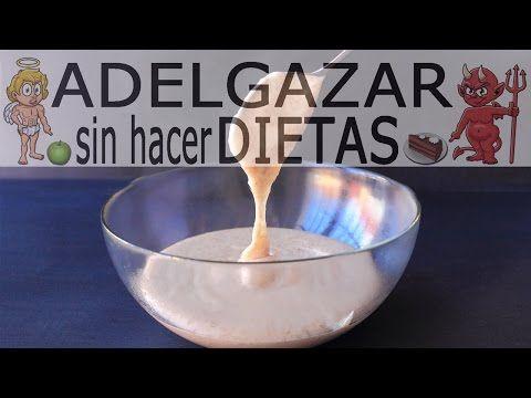 BECHAMEL INTEGRAL # ADELGAZAR SIN HACER DIETAS - YouTube