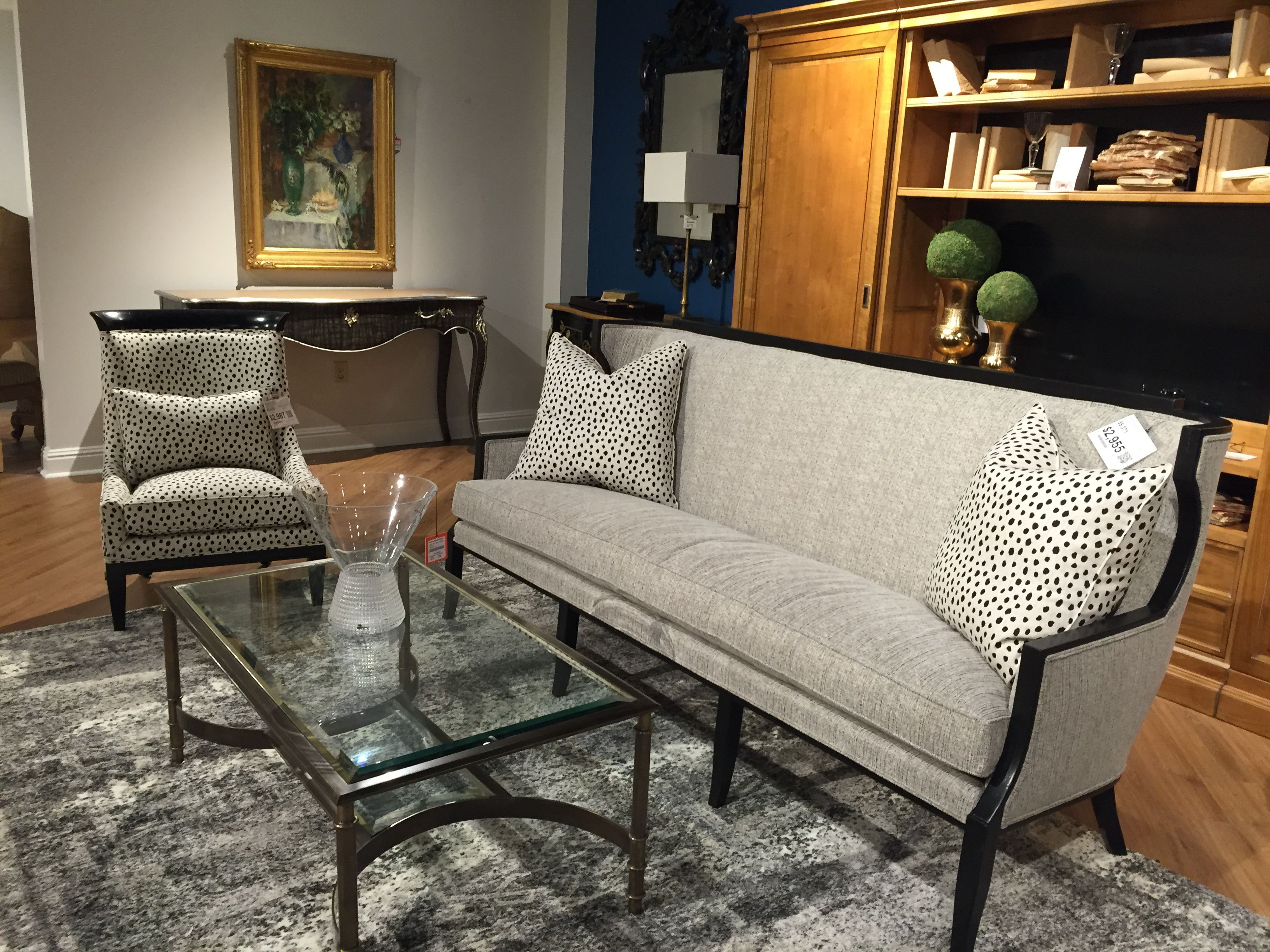 Inside Furnitureland South with FrenchHeritage Featured here