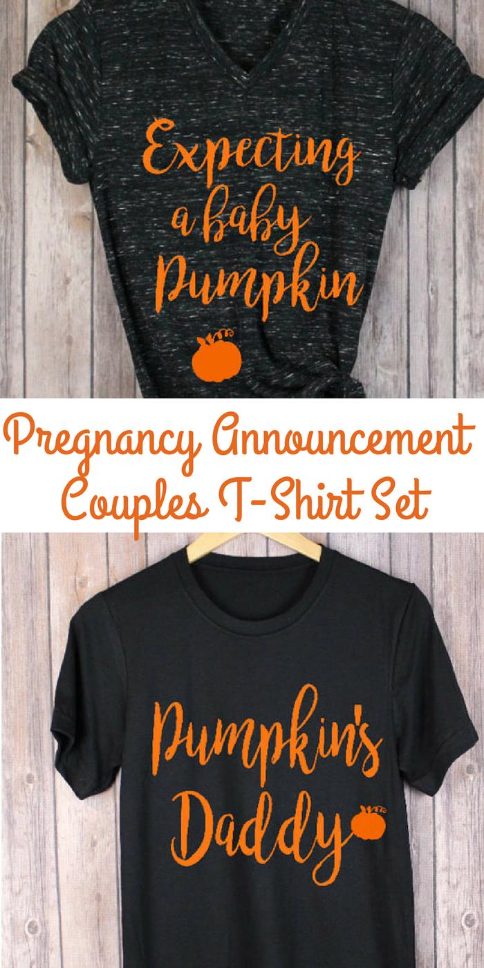 Halloween Pregnancy Announcement Shirt.Pin On Halloween