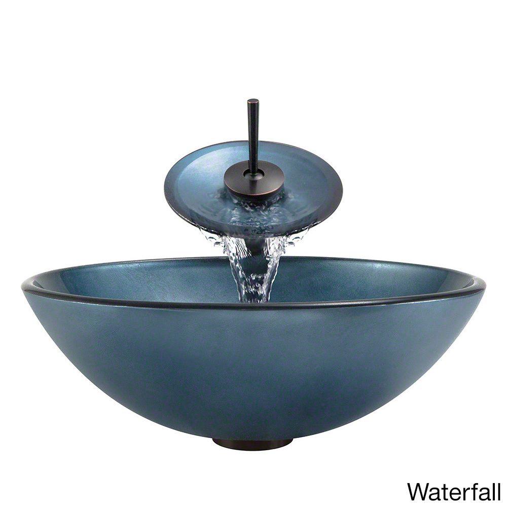 The Polaris Sinks Brushed Nickel Bathroom Ensemble Gl Silver
