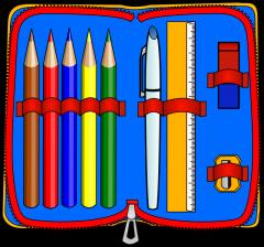 Free To Use Public Domain School Clip Art Page 13 Pencil Case Clip Art Cute Pencil Case