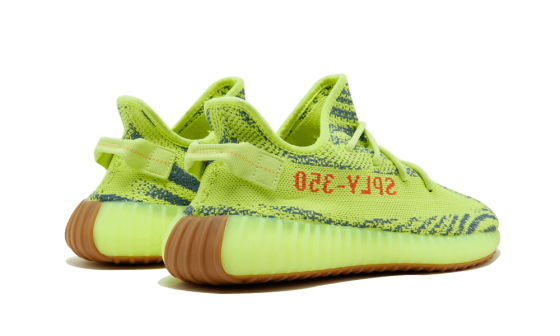 adidas yeezy boost 350 jaune