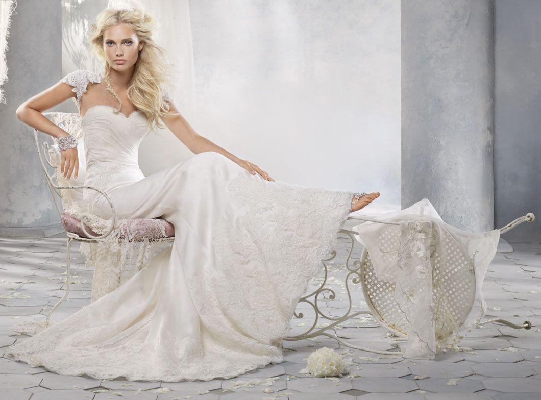 New from alvina valenta bridal fashion pinterest wedding