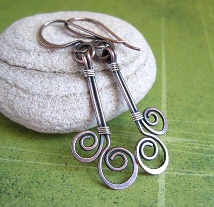 Be Inspired: 8 pieces of beautiful handmade jewellery | Drahtschmuck ...