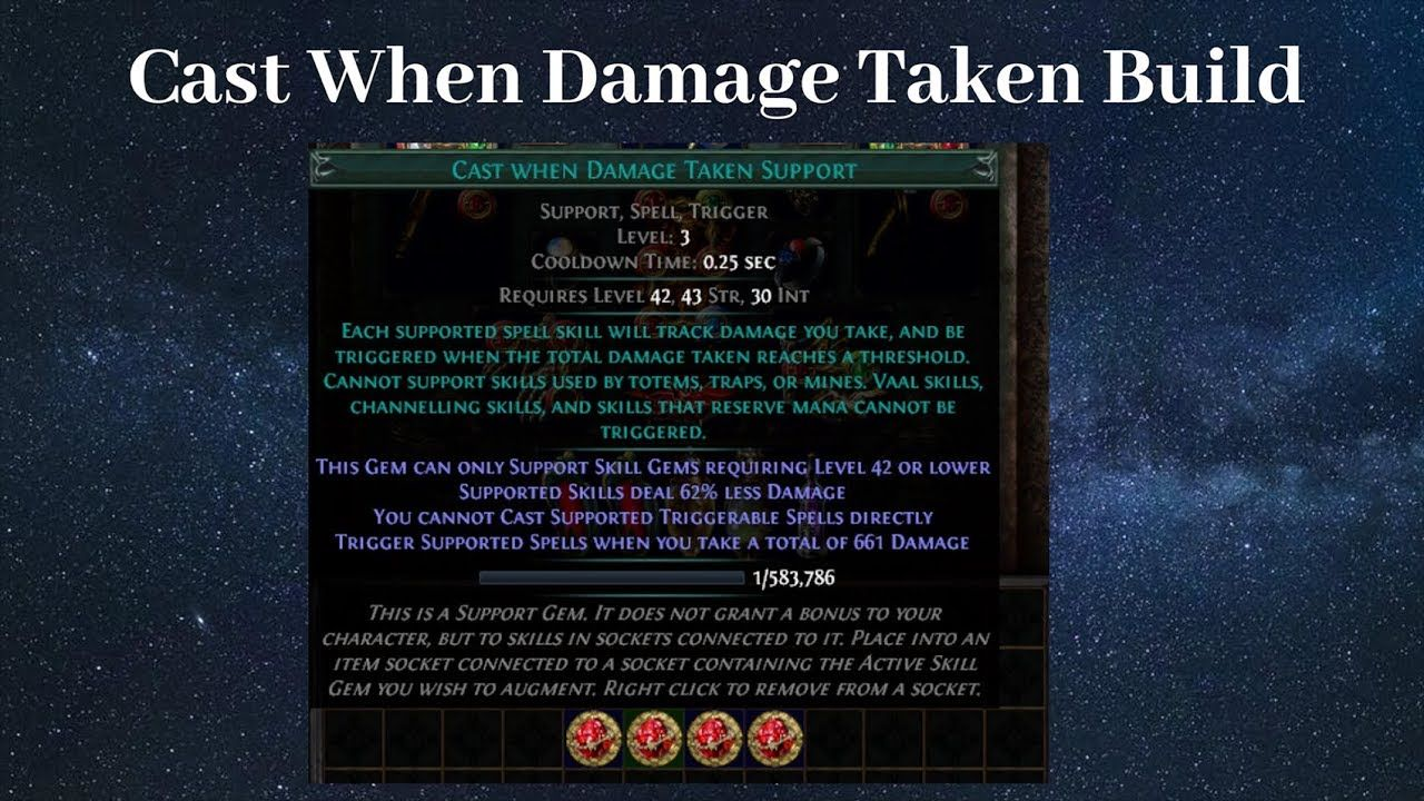 Cwdt Setup Poe Cast When Damage Taken Build Immortal Call Phase Run It Cast Setup Poe Cast when damage taken, curse on hit, cast while channeling and more great utility gem setups in path of exile! cwdt setup poe cast when damage taken