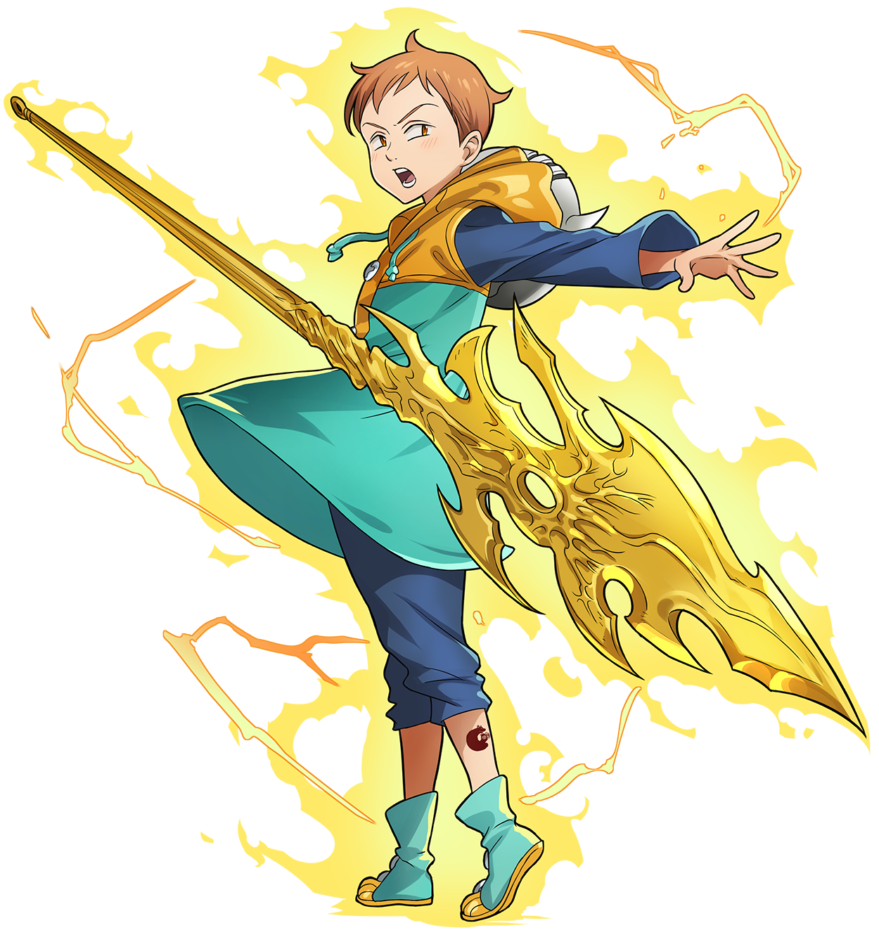 Undefined Seven Deadly Sins Anime Anime King Anime Characters