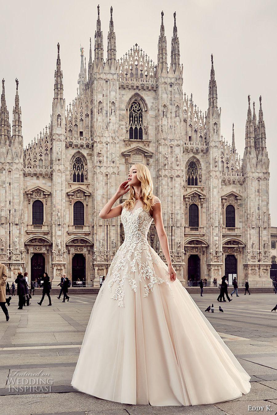 Eddy K. 2017 Wedding Dresses — Milano Bridal Collection | Brautkleid