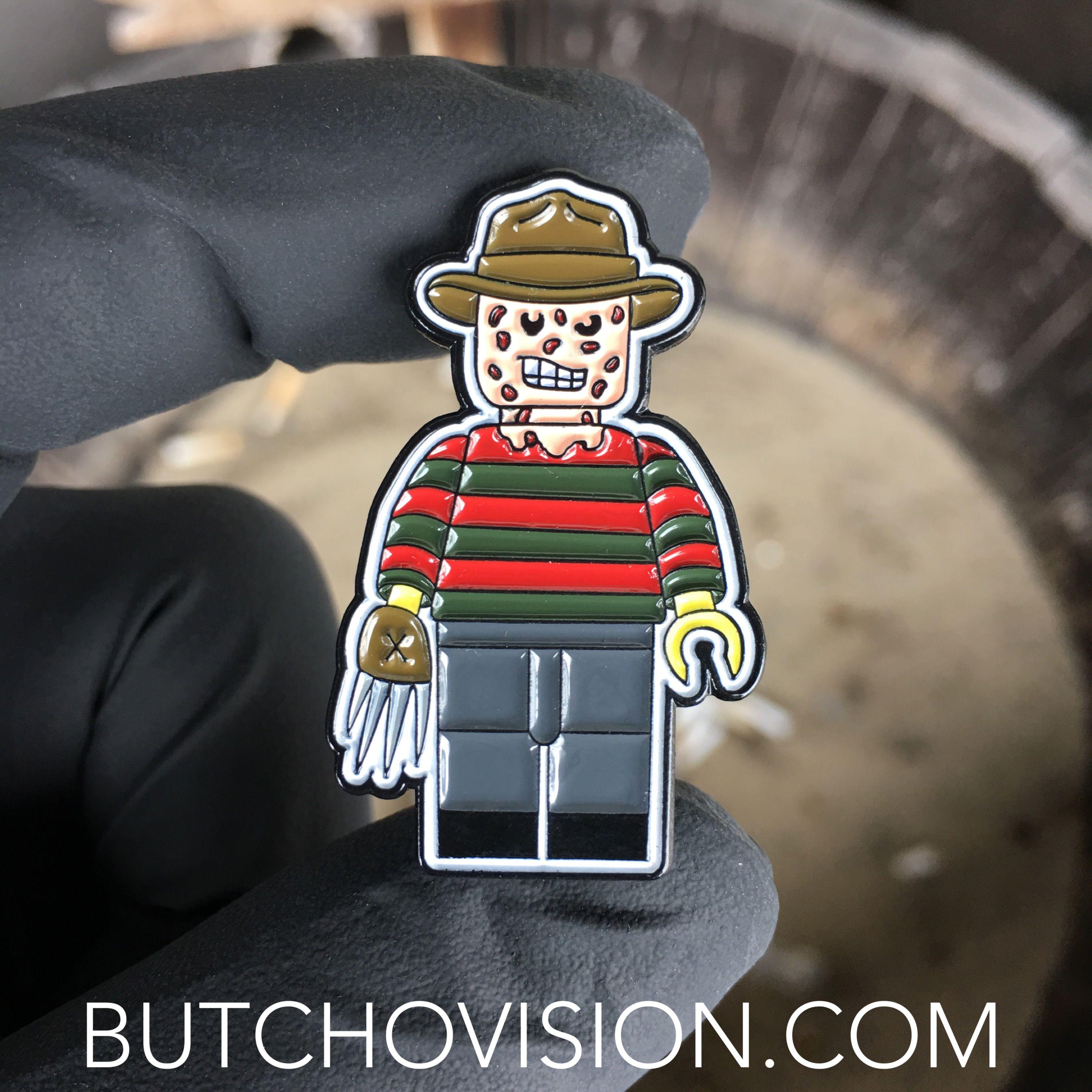 Nightmare On Elm Street, Lego Super