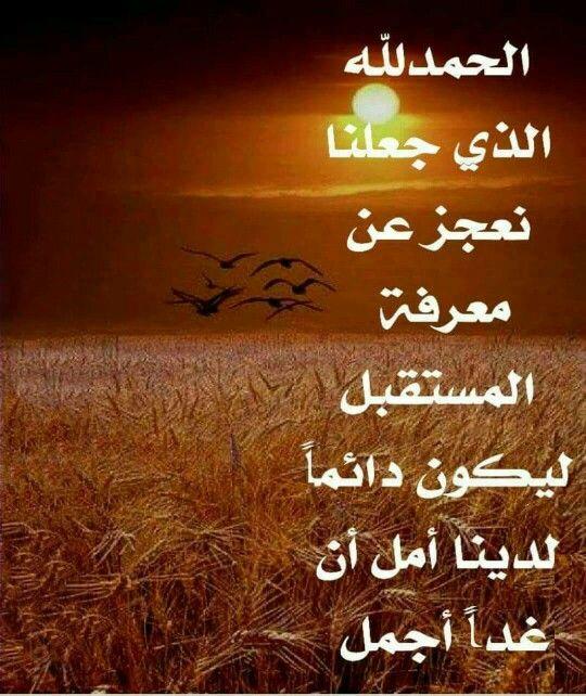 الحمد الله Arabic Quotes Thank You Allah Quotes