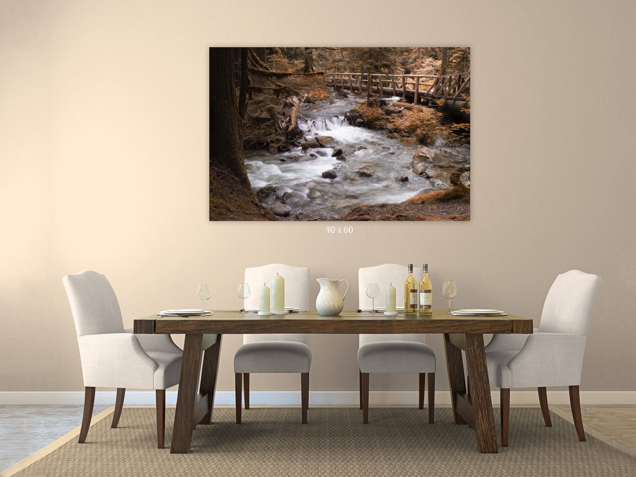 Large Prints Commercial Art Photography Wall Hotel Décor Hospital