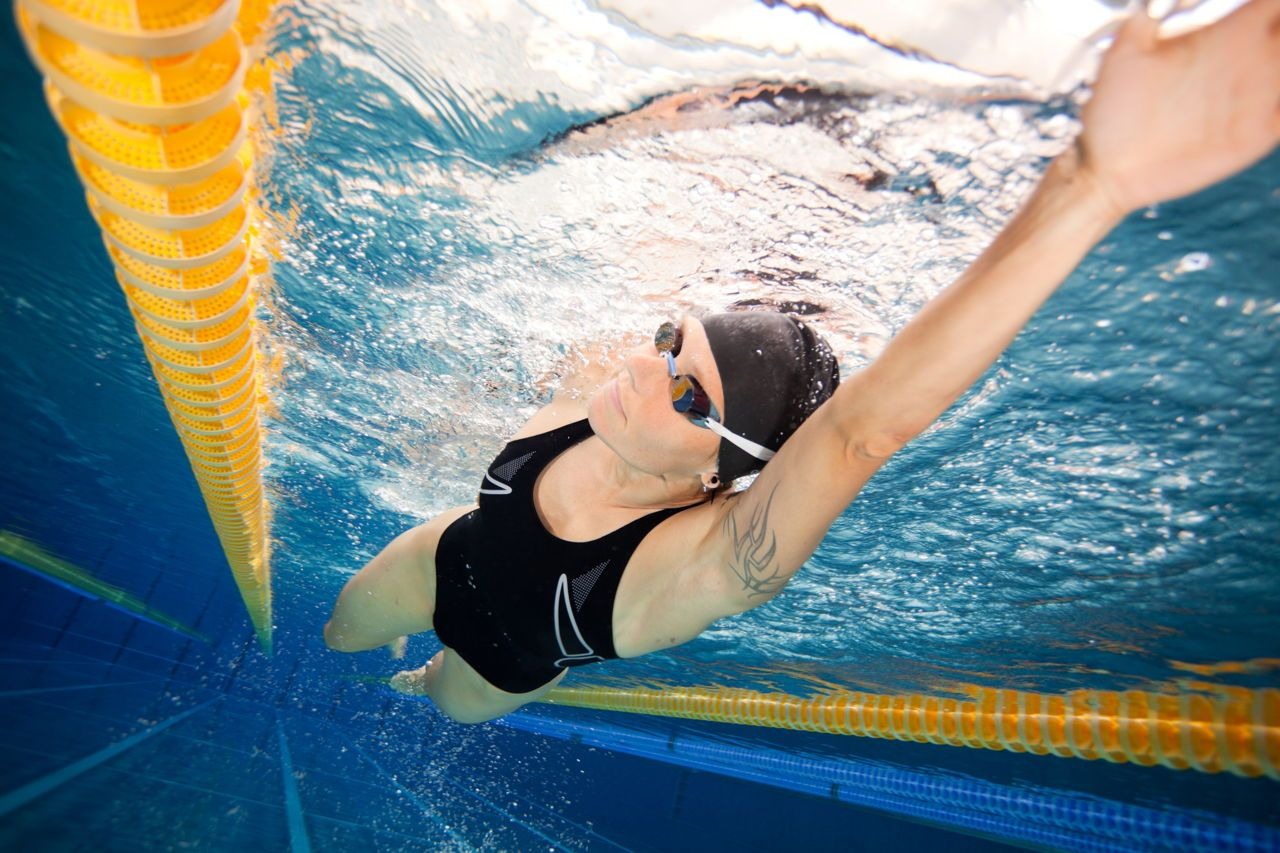 How to Swim Faster (With images) Freestyle swimming, How