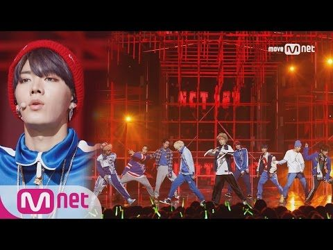 [NCT 127 - Limitless] Comeback Stage | M COUNTDOWN 170105 EP.505 - YouTube