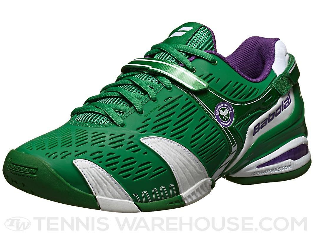 sélection premium 92e88 37429 Julia chose the #Babolat Propulse 4 Tennis Shoes Wimbledon ...