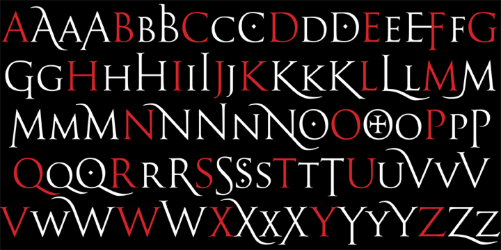 Classic Fonts Castletype Classic Fonts Typography Alphabet Cool Fonts