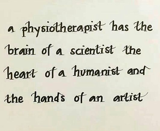 Famous Physical Therapists Quotes: Physical Therapy Quotes