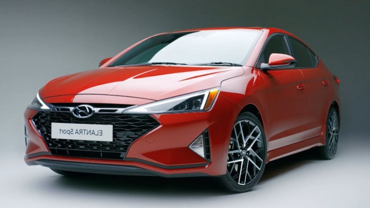 Reasons Why Hyundai Avante Sport 2020 Is Getting More