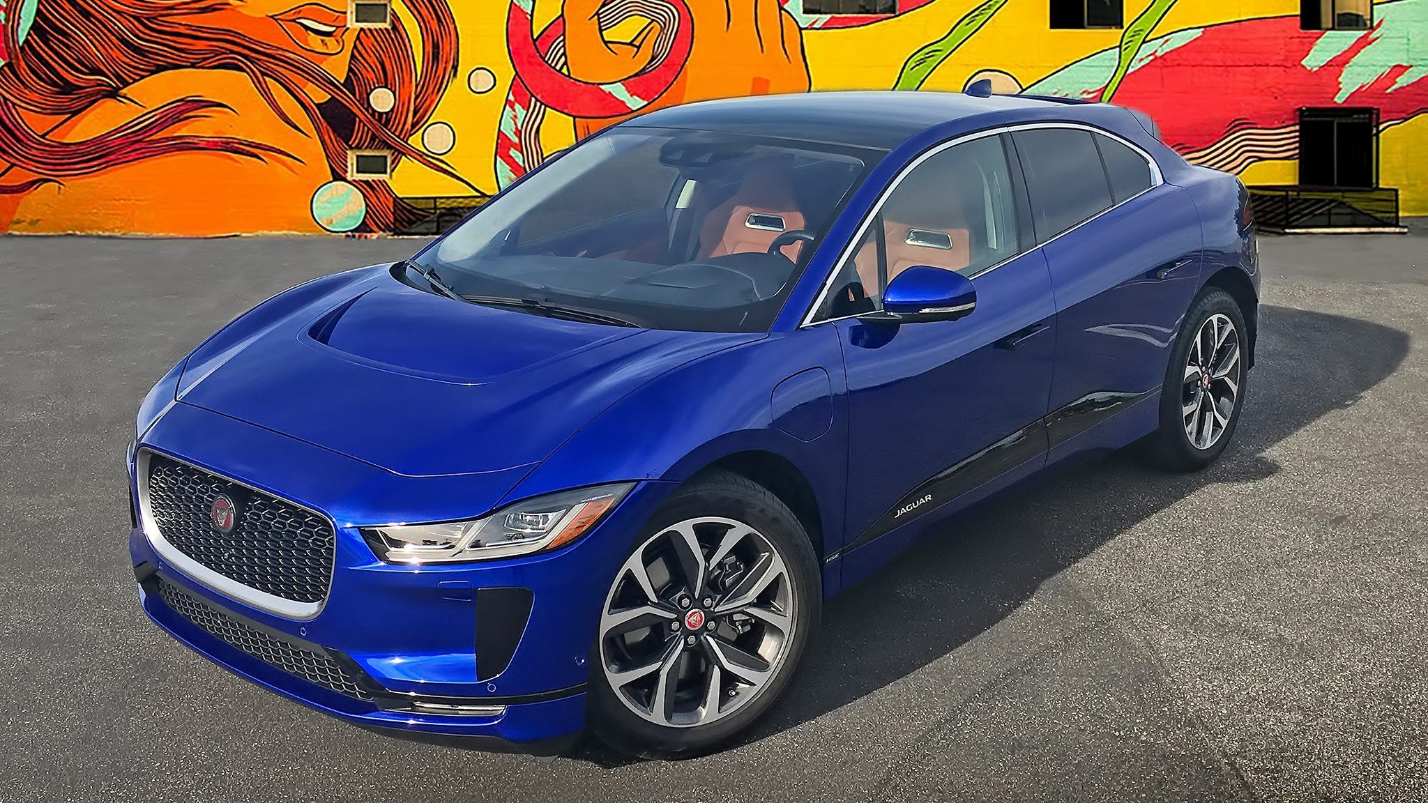 2019 Jaguar I-PACE EV400: One week with a Jag unlike any ...