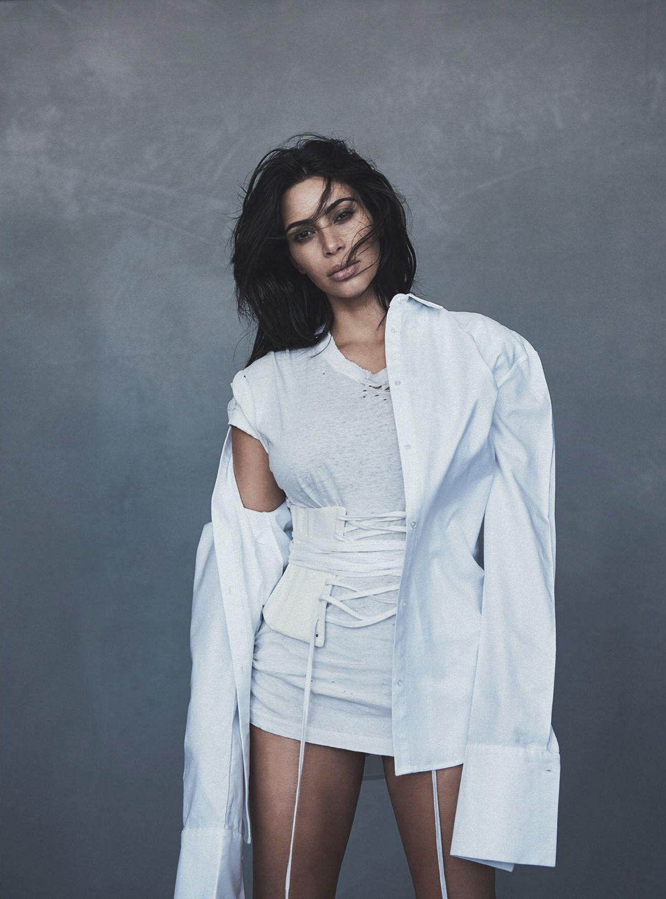 Kim kardashian vogue australia magazine june kim kardashian