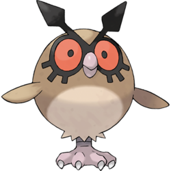 250px 163hoothoot Png 250 250 Pokemon Firered Pokemon Pokemon Firered And Leafgreen