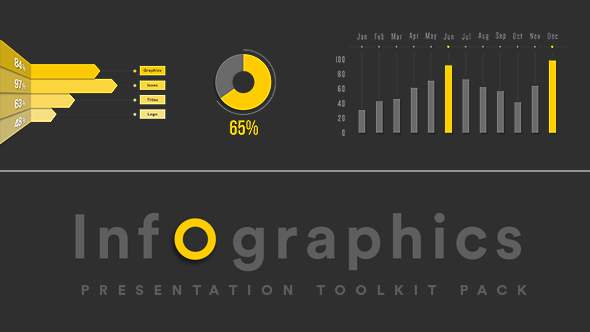 Infographics Presentation Pack by jihadbekki After Effects CS5 5 or