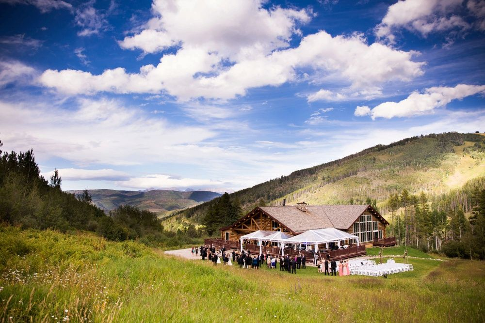 Beaver Creek Colorado Wedding At Beano S Cabin Photographed By In