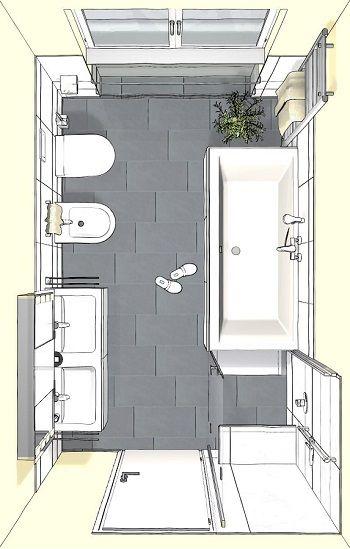 Grundriss Des Bades Bad Grundriss Badezimmer Grundriss Wohnung Renovieren