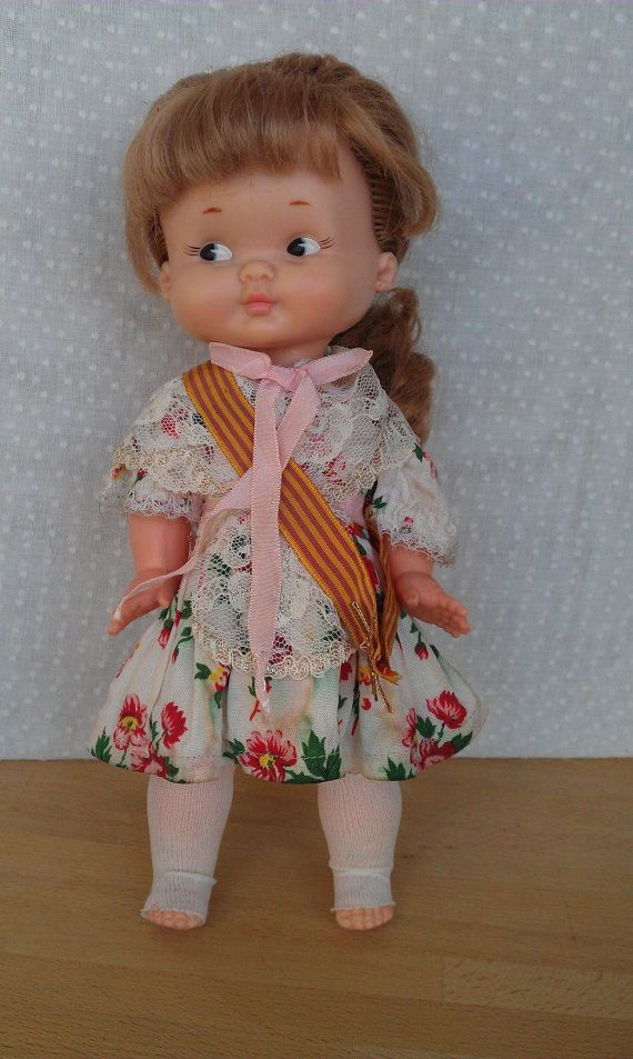 "Famosa Rapaciña 28cm/11"" doll  - Puppe - poupée - muñeca - pop - boneca - bambola Rapacina"