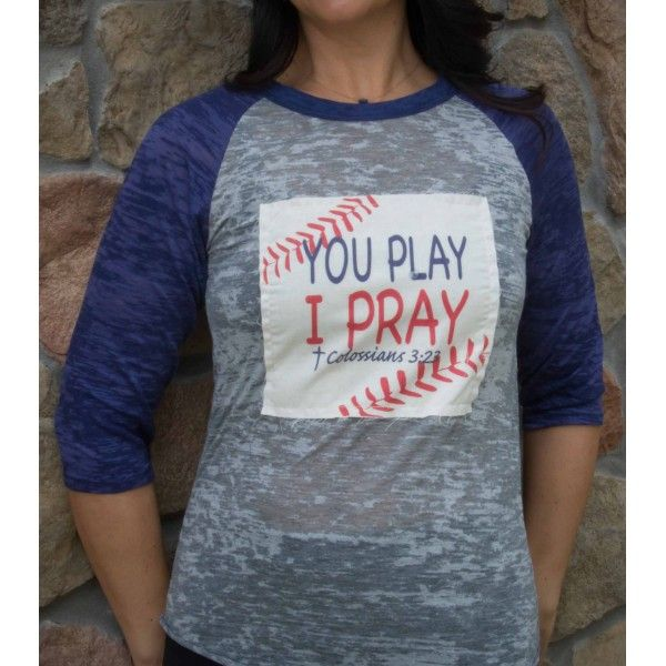 You play i pray gray burnout blue sleeve baseball jersey one hip you play i pray gray burnout blue sleeve baseball jersey malvernweather Choice Image