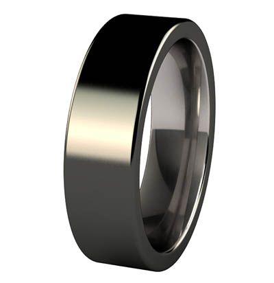 Pin On Titanium Mens Wedding Rings