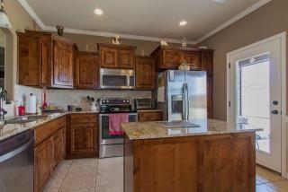 119 West 135th Street N, Skiatook OK For Sale - Trulia  Love this kitchen