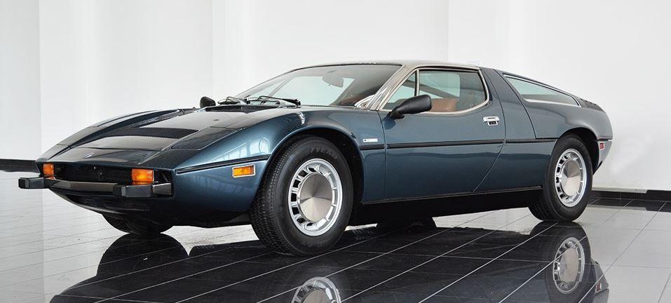 1974 Maserati Bora 4.9   Maserati bora, Maserati, Classic cars