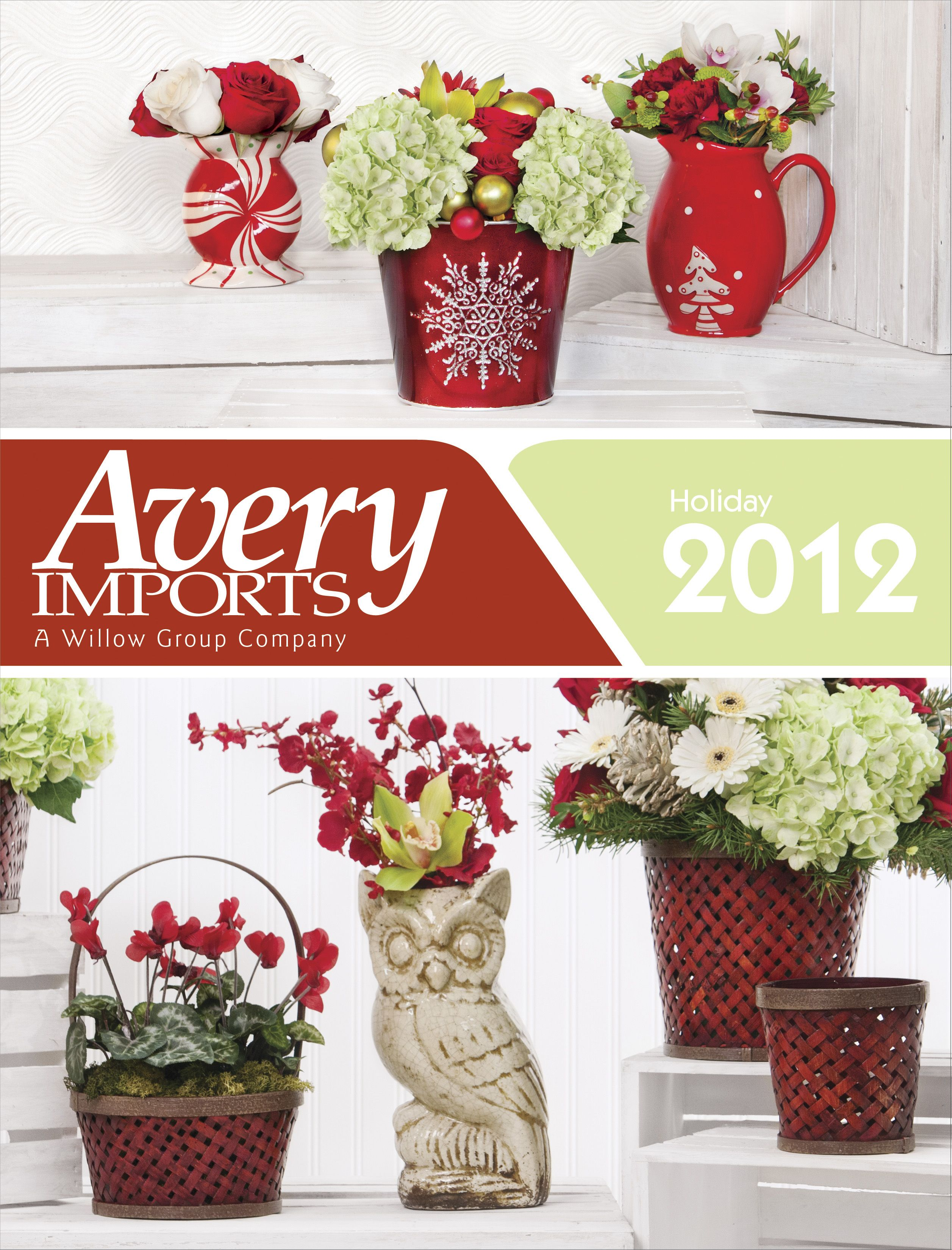 Get into the holiday season with Avery Imports Wholesale