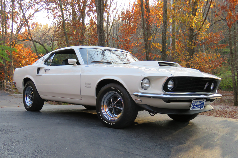 Mustang Boss 429 With Images Ford Mustang Boss Ford Mustang Best Muscle Cars