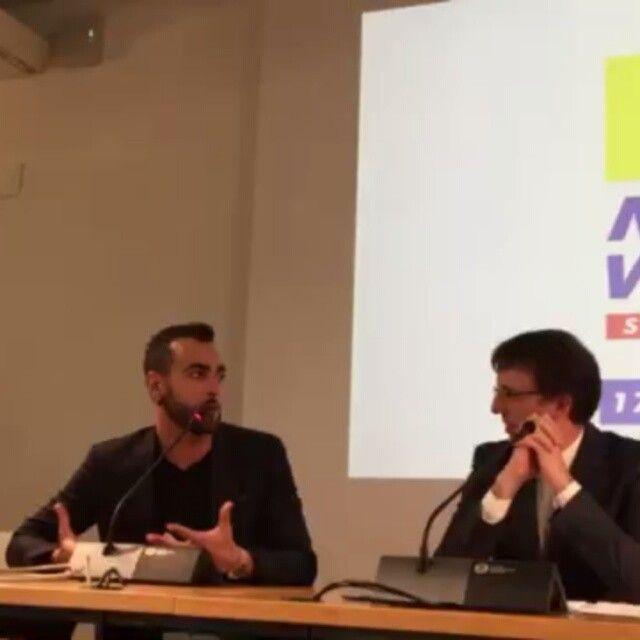 Annunciati gli #Headliner del grande concerto del 24 ottobre in #Duomo: i #DuranDuran #Elliegoulding e #newgeneration : #SantaMargaret e #Jaselli  Ora ospite alla conferenza stampa per #MTVMUSICWEEK #marcomengoni