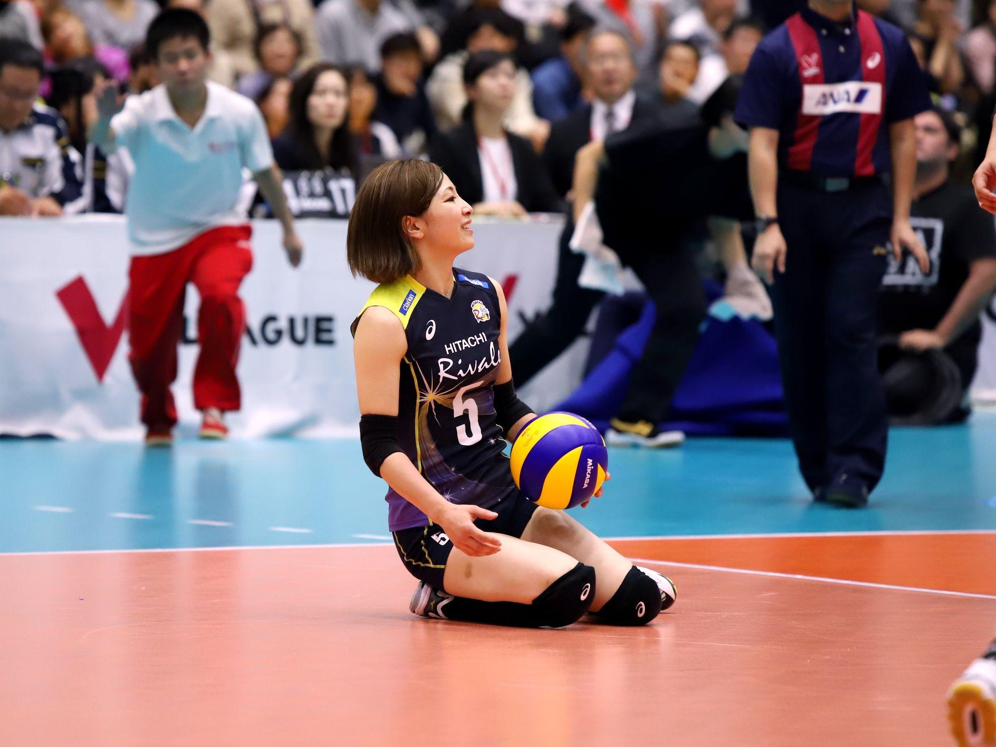 Pin Interest Arisa Sato Volleyball Players