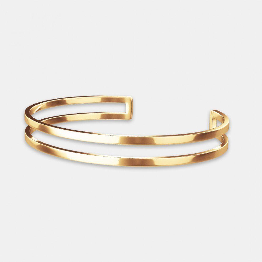 Dual Bangle Polished - Women's bracelets - Bracelets | Waldor & Co. |  Bangles, Beautiful watches, Womens bracelets