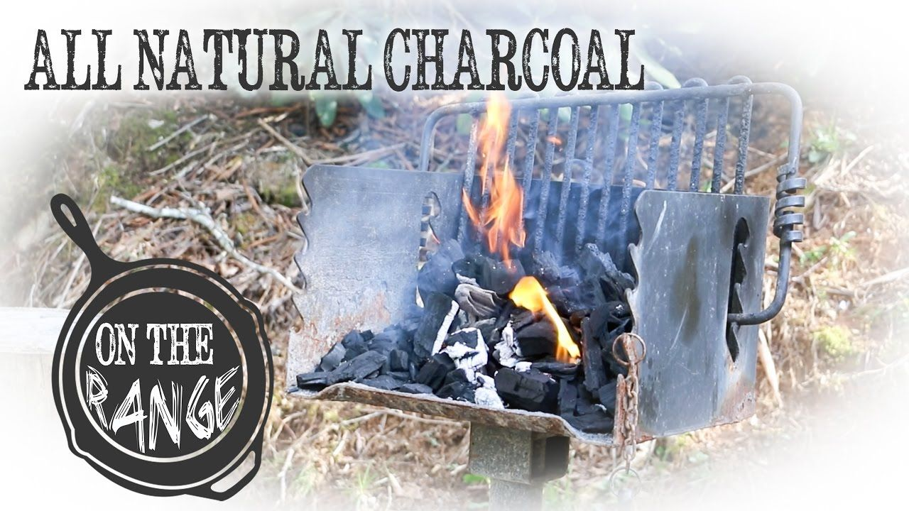 Cooking on coals is difficult enough dont ruin it with