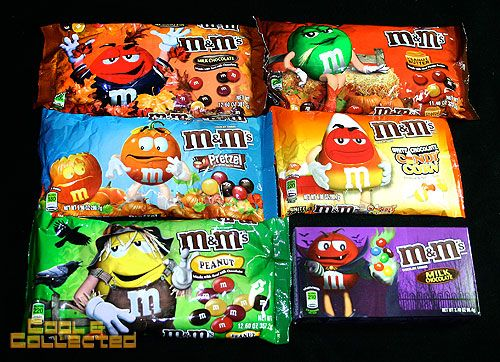 mms halloween packaging