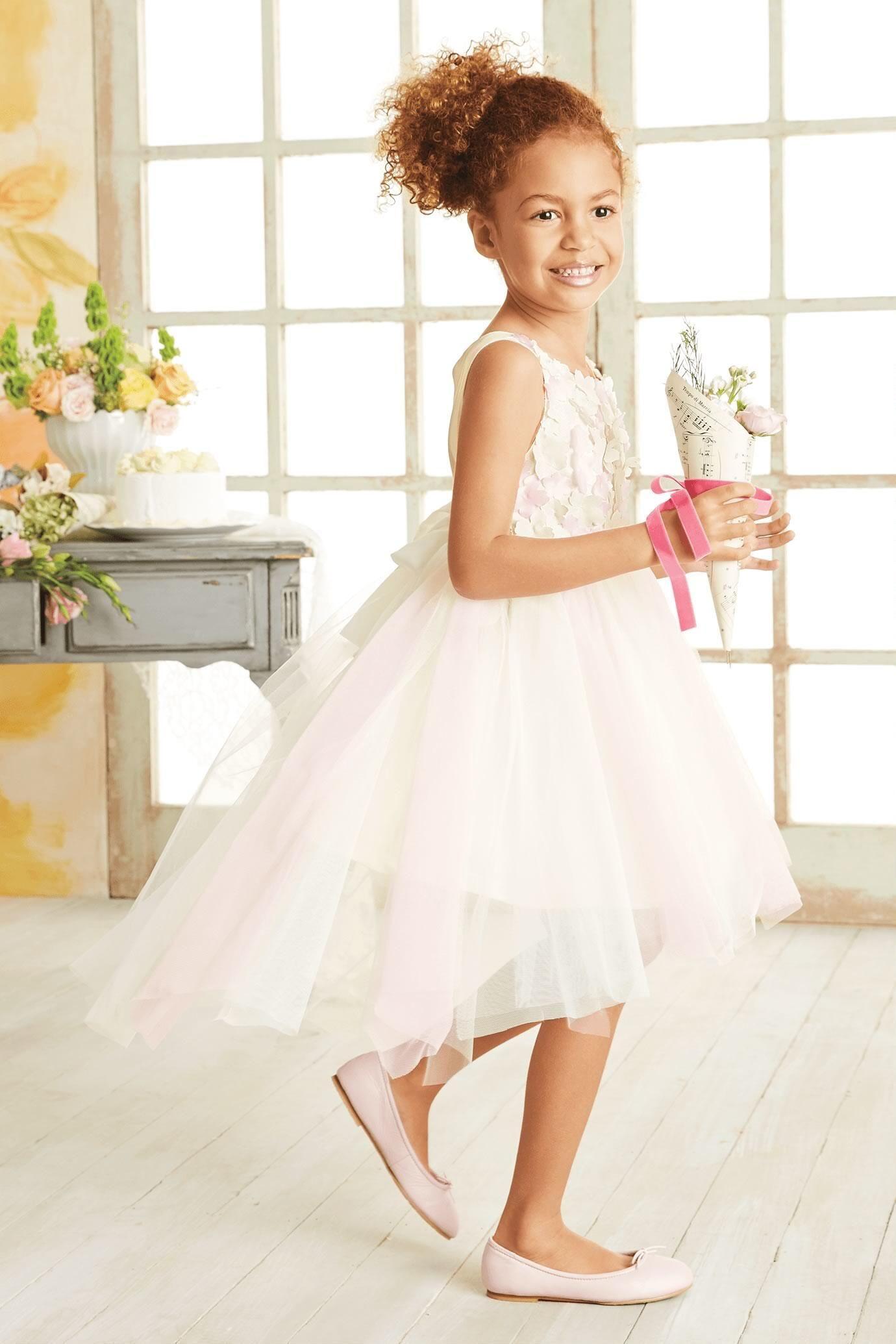 7dccfdc254b2 Scattered Flowers Dress: #Chasingfireflies $124.00 | Flower Girl ...