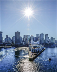 A Different Point of View - Explored thanks (Martin Smith - Having the Time of my Life) Tags: canada vancouver day bc clear sunburst canadaplace hdr thesails coralprincess policeboat photomatix cruiseshipterminal explored nikon18200mmvrii nikond7000 pse9 adobephotoshoplightroom42