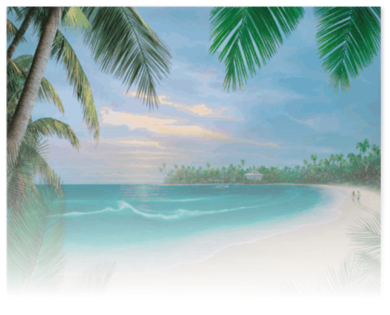 Beach House Vintage Signs Beach Wall Murals Beach Scene Wallpaper Beach Mural